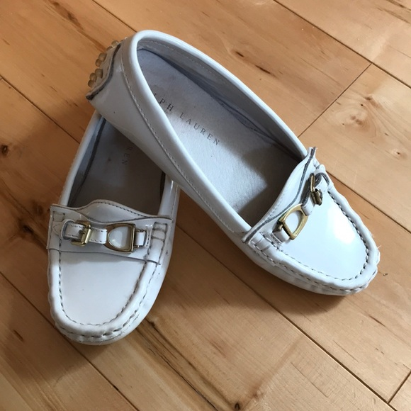 Ralph Lauren Shoes | Ralph Lauren Girls Loafers | Poshmark